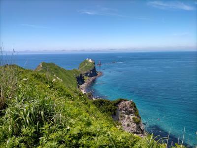 JALどこかにマイル18回目は札幌  2日目積丹ブルーの海は想像以上にきれいだった