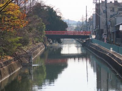 京都 琵琶湖疏水 鴨川運河3(Kamogawa Canal, Biwako Canal, Kyoto, JP)