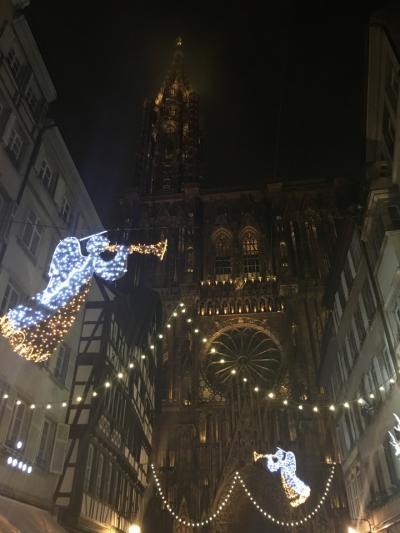 ストラスブール(Strasbourg) クリスマスマーケット