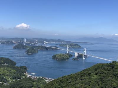 しまなみ海道 夏旅 2021年