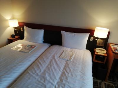 ホテル阪神大阪 宿泊記(一休.com予約お部屋タイプおまかせ5645円)