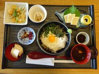2020年10月 京都2日目で食べた豆腐御膳と蕎麦懐石 (名古屋・高山・京都巡り旅 その十四)
