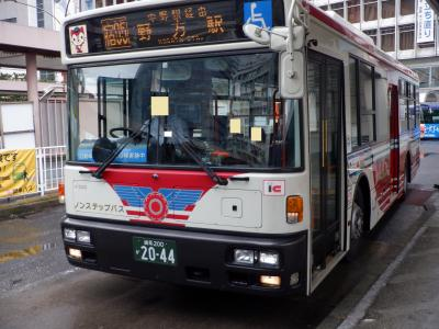 L JUL 2021  路線バスで都内東西移動
