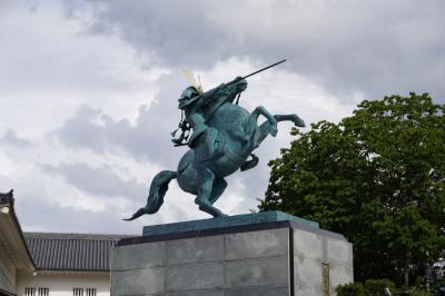 (23)日本100名城 10 山形城 +2021夏 青春18きっぷの旅① その2