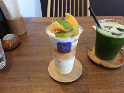 石川県金沢市◆和カフェ『菓ふぇMURAKAMI クロスゲート金沢店 』『和味』2021/07/31・01・09