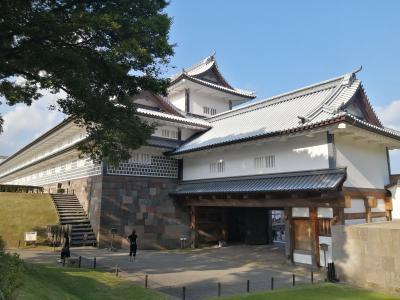 '21 夏の北陸100名城旅3 石川 金沢城公園~尾山神社