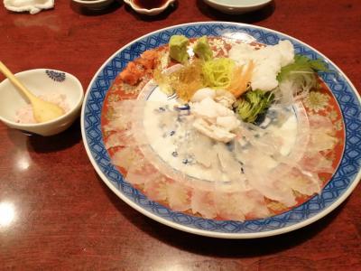 福岡に美味いもの食べに。