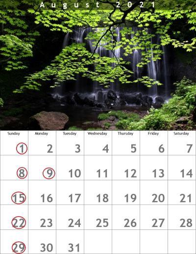 ◆青葉潤し初夏の達沢不動滝&坊主ヶ滝