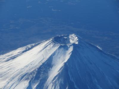 富士山はどっち? 左!