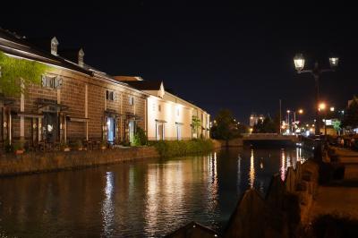 20210730-4 小樽 出発前夜ですから、少し夜の町を徘徊