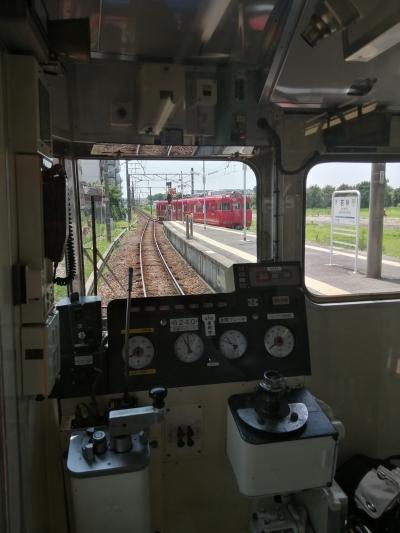 【出張旅行記】有名な食パンをお土産に。名鉄で鉄道風景を楽しむこともするお仕事。新幹線の風景も。