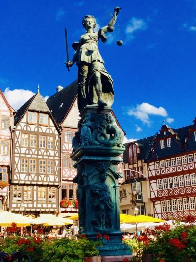 ☆ ドイツ〜Frankfurt 散歩だけ・・☆