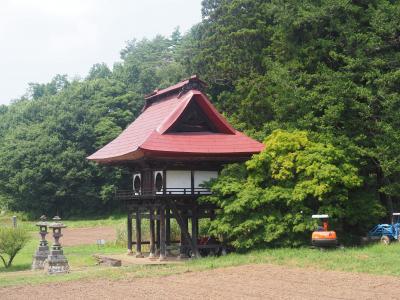 2020年夏、エクシブ軽井沢(安養寺&鼻顔稲荷神社)