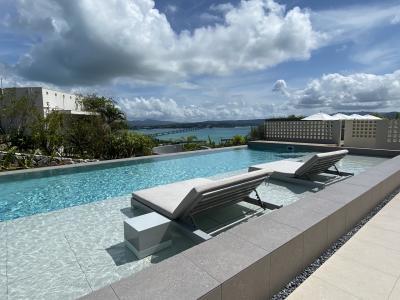 アウェイ沖縄古宇利島リゾートで過ごす夏の休日。