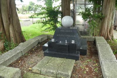 日本プロ野球界初の外国生まれの選手・スタルヒンの墓に行く