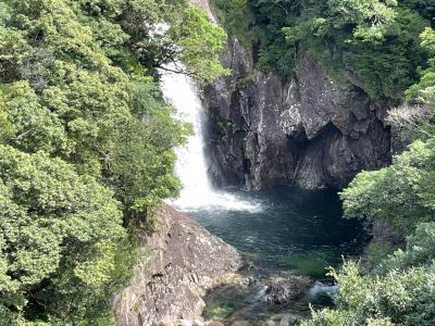 7歳子連れ ペーパードライバーの屋久島ネイチャーツアー  Day4 滝を探して迷子に 帰りは個室で楽々フェリー旅