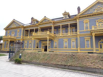 北海道ツーリング 6日目 函館観光 2 旧函館区公会堂から五稜郭へ