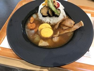 7月31日から始まった成田ファームランド飲食エリア