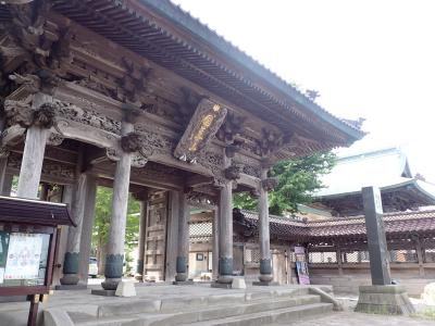 北海道ツーリング 7日目 函館観光 3 函館ドック前から外人墓地~高龍寺~寺院巡りをしました。
