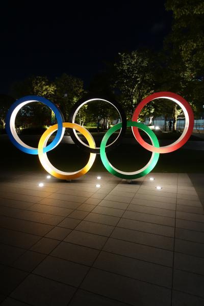 【東京良爺散歩 Tokyo Easy Sampo 真夏の新宿区】灼熱の東京オリンピック2020~神宮外苑 の巻