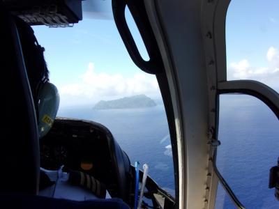 ビビり者?!が行く青ヶ島と八丈島の旅 前編 ANAプレミアムクラスと東京愛らんどシャトルに乗って絶海の孤島、青ヶ島へ