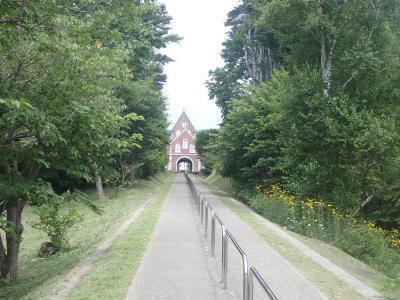 北海道ツーリング 8日目 トラピスト修道院から松前へ行きました。