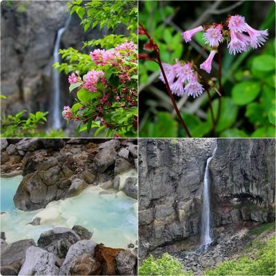 ◆落差日本一の温泉滝《白糸の滝》& 禁断のエクストリーム野湯《沼尻元湯》