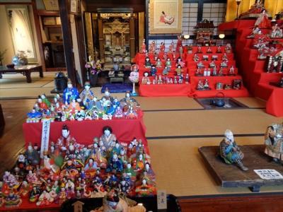 村上市の雛祭り