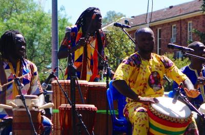 秋のシドニーでマルチカルチャルフェスティバル アフリカ編 (Autumn African festivals in Sydney)