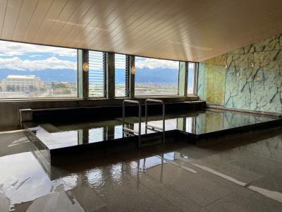 「ホテル石庭」24時間使える温泉がお気に入り!のんびり2泊3日の旅♪