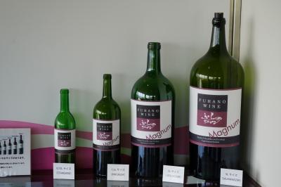 20210806-1 富良野 今日は歩ける範囲で…先ずは富良野ワイン工場へ