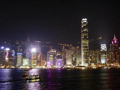 2014年12月  香港旅行記