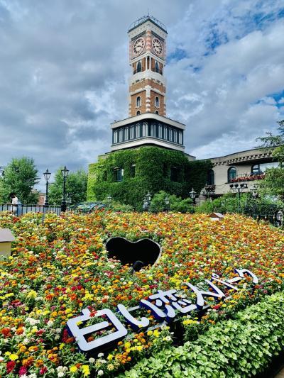 2021年8月3連休 親子3人夏休み in 北海道 ♪3日目♪ あっちこっちと美味しい札幌市内