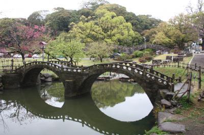 長崎旅行記2020年春(5)雨の諫早散策編