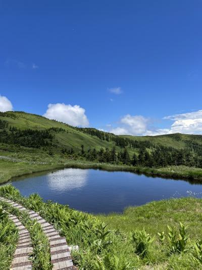 会津駒ヶ岳登山 ~秘境にある天国のような景色~