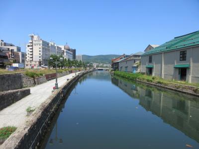 ホテル「ソニア小樽」と小樽観光