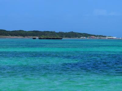真夏の八重山諸島 夏旅2021 黒島編2