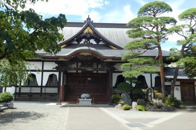 秋田三十三観音霊場も 大詰め 大館に来た。