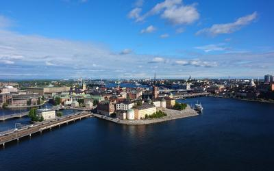 スウェーデン~フィンランド避暑の旅(5) スウェーデンの原風景の残る野外博物館スカンセンとストックホルム市庁舎の眺望