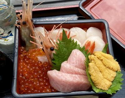 夏の宮城旅2泊3日 3日目 女川で海鮮丼