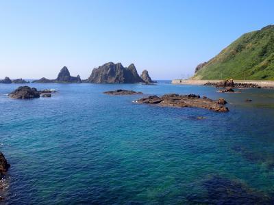 北海道ツーリング 9日目 奥尻島へ渡りました。