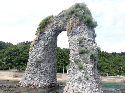 北海道ツーリング 10日目奥尻島から江差へ戻りました。