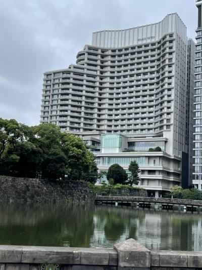 【パレスホテル】宿泊記 1泊2日