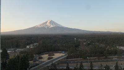 富士山の旅 四日目前半【ハイランドリゾート 最終日】