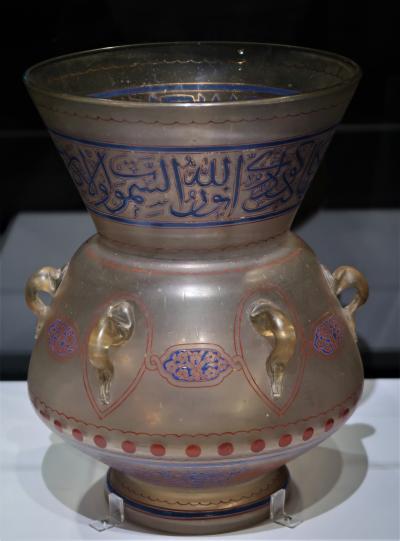 東博-4 特別展 「イスラーム王朝とムスリムの世界」a  ☆マレーシア・イスラーム美術館 精選