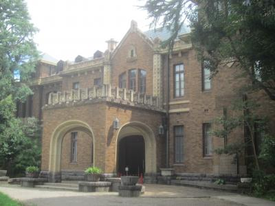 さすが加賀百万石の財力! 駒場公園にある旧前田侯爵邸を見に行く