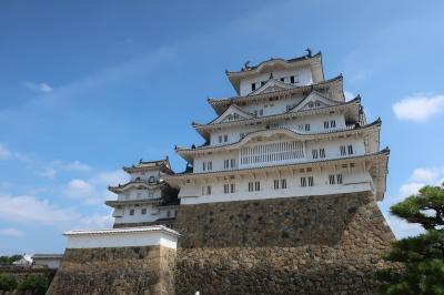 2021年夏旅 兵庫・岡山方面 その4 姫路城 日生