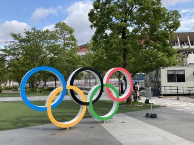 いざ、オリンピックの東京へ!