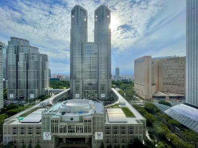 2021年8月 ホテルステイ☆新宿京王プラザホテルの30時間滞在プランでワーケーション