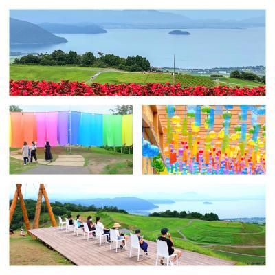 猛暑のなか 涼をもとめて『びわこ箱館山』へ♪